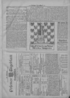 Posener Tageblatt. Handelsblatt 1909.03.31 Jg.48