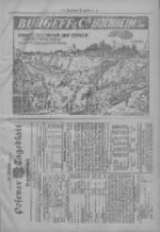 Posener Tageblatt. Handelsblatt 1909.04.01 Jg.48