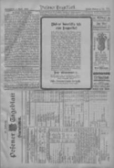Posener Tageblatt. Handelsblatt 1909.04.02 Jg.48
