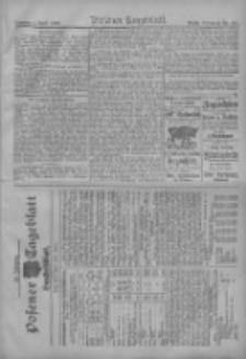 Posener Tageblatt. Handelsblatt 1909.04.03 Jg.48