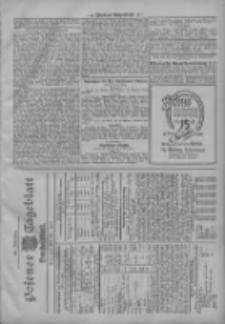 Posener Tageblatt. Handelsblatt 1909.04.05 Jg.48