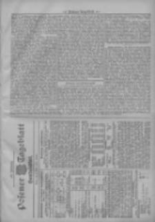 Posener Tageblatt. Handelsblatt 1909.04.06 Jg.48
