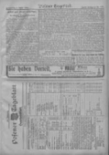 Posener Tageblatt. Handelsblatt 1909.04.07 Jg.48