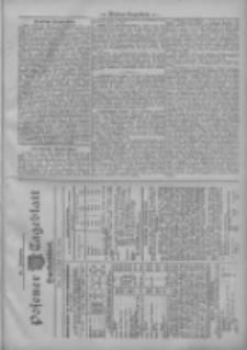 Posener Tageblatt. Handelsblatt 1909.04.14 Jg.48