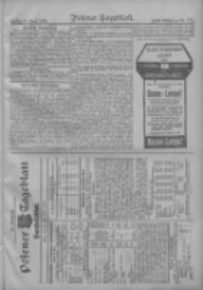 Posener Tageblatt. Handelsblatt 1909.04.15 Jg.48