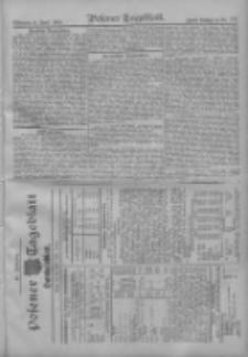 Posener Tageblatt. Handelsblatt 1909.04.20 Jg.48