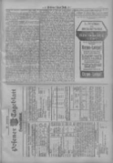 Posener Tageblatt. Handelsblatt 1909.04.26 Jg.48