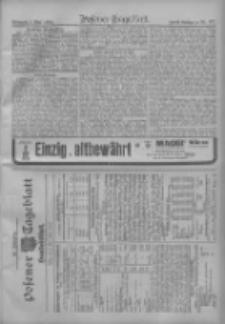 Posener Tageblatt. Handelsblatt 1909.05.04 Jg.48