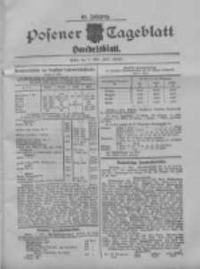 Posener Tageblatt. Handelsblatt 1909.05.05 Jg.48