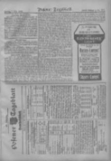Posener Tageblatt. Handelsblatt 1909.05.06 Jg.48