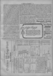 Posener Tageblatt. Handelsblatt 1909.05.07 Jg.48