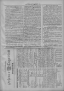 Posener Tageblatt. Handelsblatt 1909.05.08 Jg.48