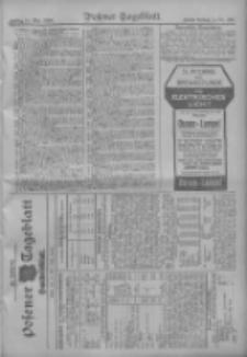 Posener Tageblatt. Handelsblatt 1909.05.13 Jg.48