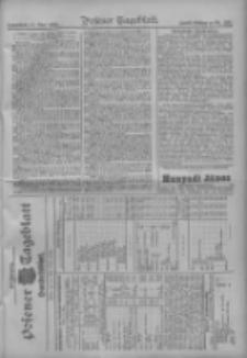 Posener Tageblatt. Handelsblatt 1909.05.14 Jg.48