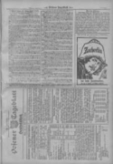 Posener Tageblatt. Handelsblatt 1909.05.15 Jg.48