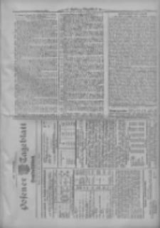 Posener Tageblatt. Handelsblatt 1909.05.18 Jg.48