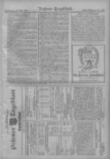 Posener Tageblatt. Handelsblatt 1909.05.19 Jg.48