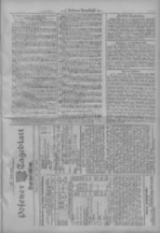 Posener Tageblatt. Handelsblatt 1909.05.26 Jg.48