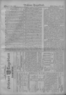 Posener Tageblatt. Handelsblatt 1909.05.27 Jg.48