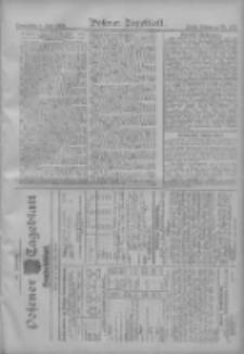 Posener Tageblatt. Handelsblatt 1909.06.02 Jg.48