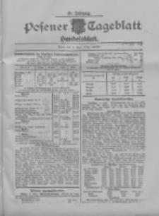 Posener Tageblatt. Handelsblatt 1909.06.03 Jg.48