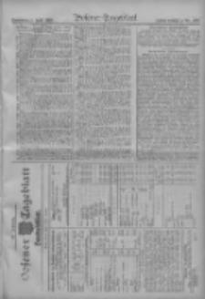 Posener Tageblatt. Handelsblatt 1909.06.04 Jg.48