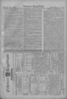 Posener Tageblatt. Handelsblatt 1909.06.08 Jg.48