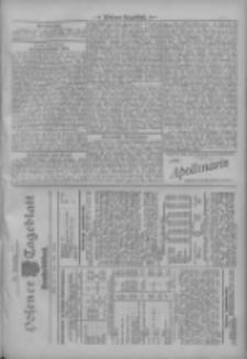 Posener Tageblatt. Handelsblatt 1909.06.10 Jg.48