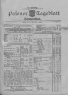 Posener Tageblatt. Handelsblatt 1909.06.11 Jg.48