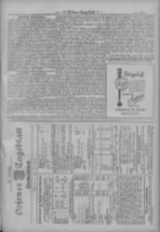 Posener Tageblatt. Handelsblatt 1909.06.14 Jg.48