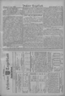 Posener Tageblatt. Handelsblatt 1909.06.15 Jg.48