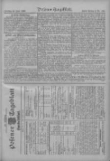 Posener Tageblatt. Handelsblatt 1909.06.21 Jg.48
