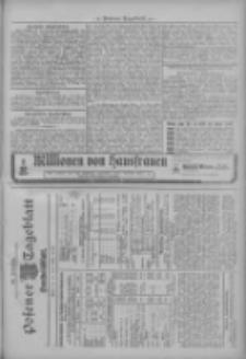 Posener Tageblatt. Handelsblatt 1909.06.23 Jg.48