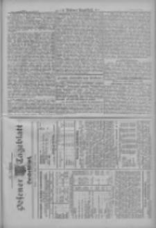 Posener Tageblatt. Handelsblatt 1909.06.24 Jg.48