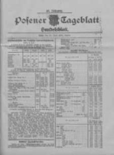 Posener Tageblatt. Handelsblatt 1909.06.25 Jg.48