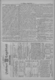 Posener Tageblatt. Handelsblatt 1909.06.26 Jg.48