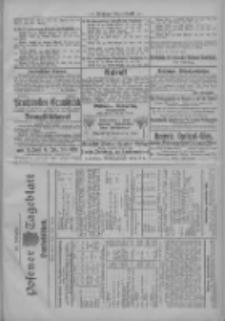 Posener Tageblatt. Handelsblatt 1909.06.28 Jg.48