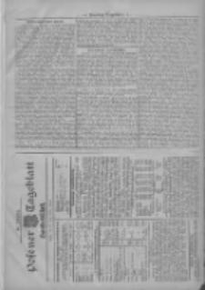 Posener Tageblatt. Handelsblatt 1909.06.29 Jg.48