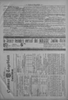 Posener Tageblatt. Handelsblatt 1909.06.30 Jg.48