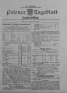 Posener Tageblatt. Handelsblatt 1909.07.05 Jg.48
