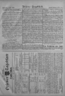 Posener Tageblatt. Handelsblatt 1909.07.06 Jg.48