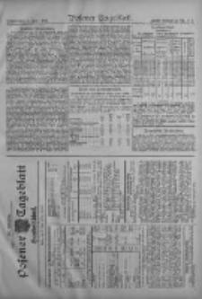 Posener Tageblatt. Handelsblatt 1909.07.07 Jg.48