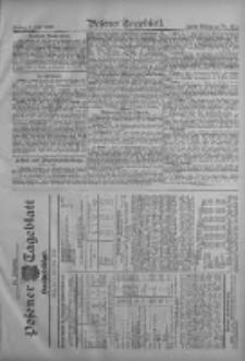 Posener Tageblatt. Handelsblatt 1909.07.08 Jg.48