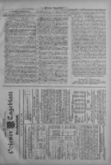 Posener Tageblatt. Handelsblatt 1909.07.10 Jg.48