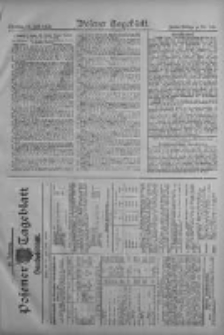 Posener Tageblatt. Handelsblatt 1909.07.12 Jg.48