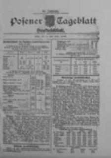 Posener Tageblatt. Handelsblatt 1909.07.13 Jg.48