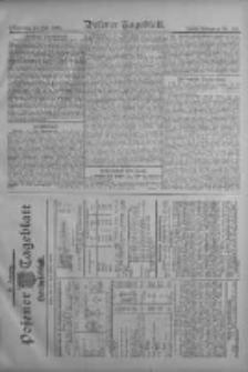 Posener Tageblatt. Handelsblatt 1909.07.14 Jg.48