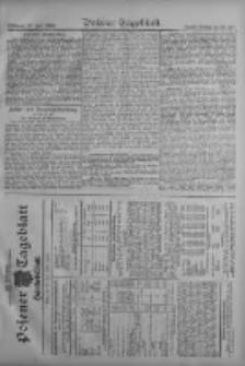 Posener Tageblatt. Handelsblatt 1909.07.27 Jg.48