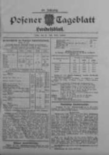 Posener Tageblatt. Handelsblatt 1909.07.28 Jg.48