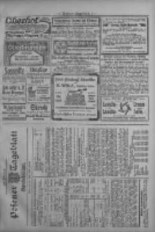 Posener Tageblatt. Handelsblatt 1909.07.31 Jg.48
